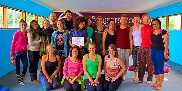 100Hr Hatha Yoga Teacher Training