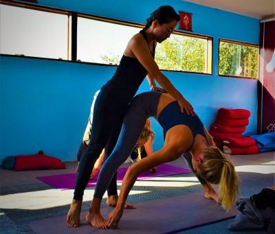 Hatha Yoga Course India