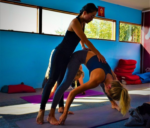 Ashtanga Yoga TTC Dharamsala