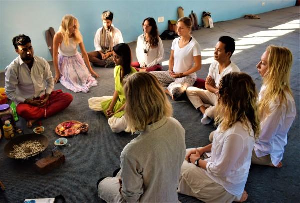 Yoga Teacher Training in Dharamsala
