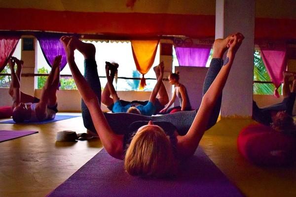 100Hr Yin Yoga TTC
