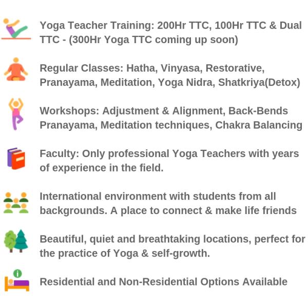 Yoga TTC India