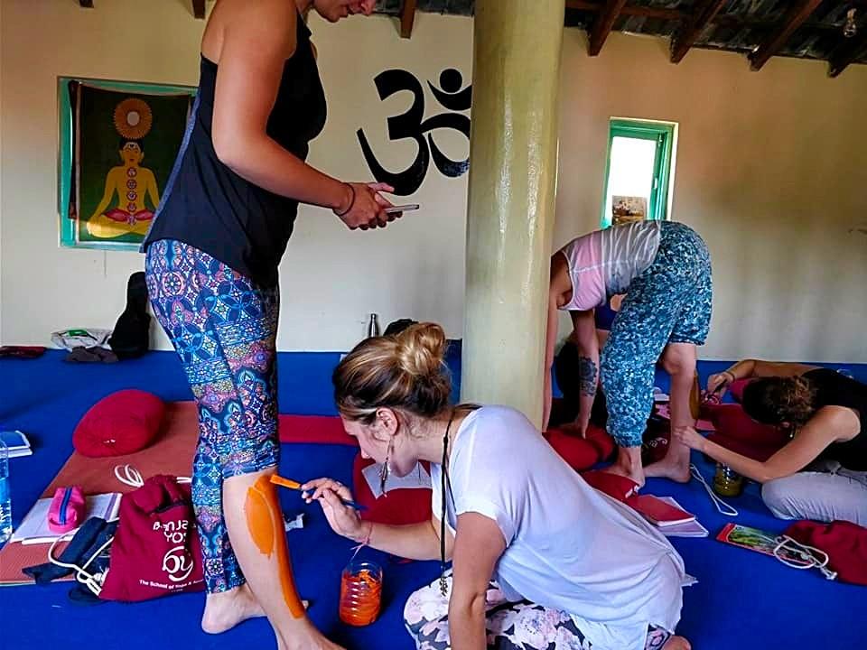 100Hr Yoga Therapy TTC