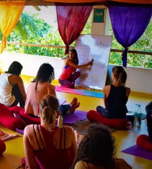 Hatha Yoga TTC