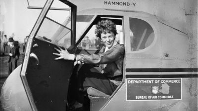New Evidence may Solve Mystery of Amelia Earhart