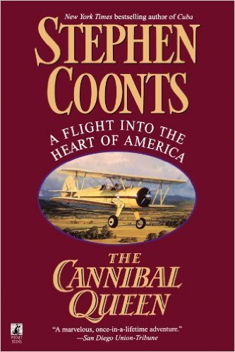Book Review: The Cannibal Queen by Stephen Coonts