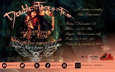 Visual Kei Scene: Double Faces Fest