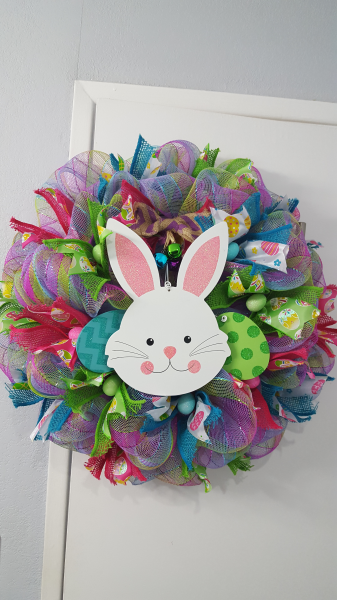 Bunny with Bells