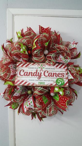 Old Fashioned Candy Canes