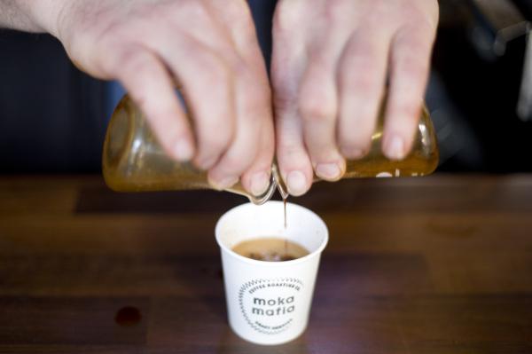 Exceptional espresso