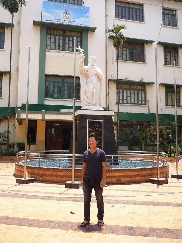 2016: Rai Tshering in Kolkata
