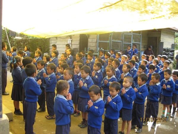 2012: Assembly Sikkim Himalayan Academy