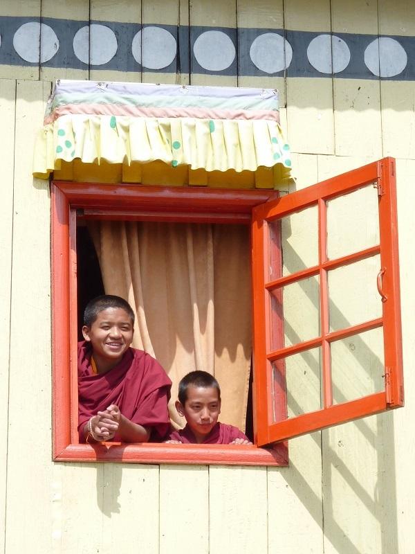 2010: Buriakop monastery