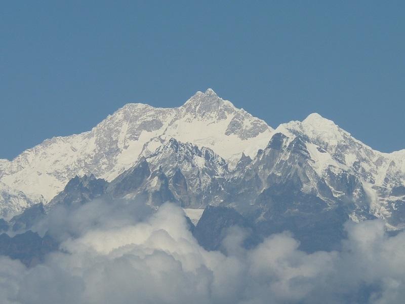 2010: Kanchenjunga