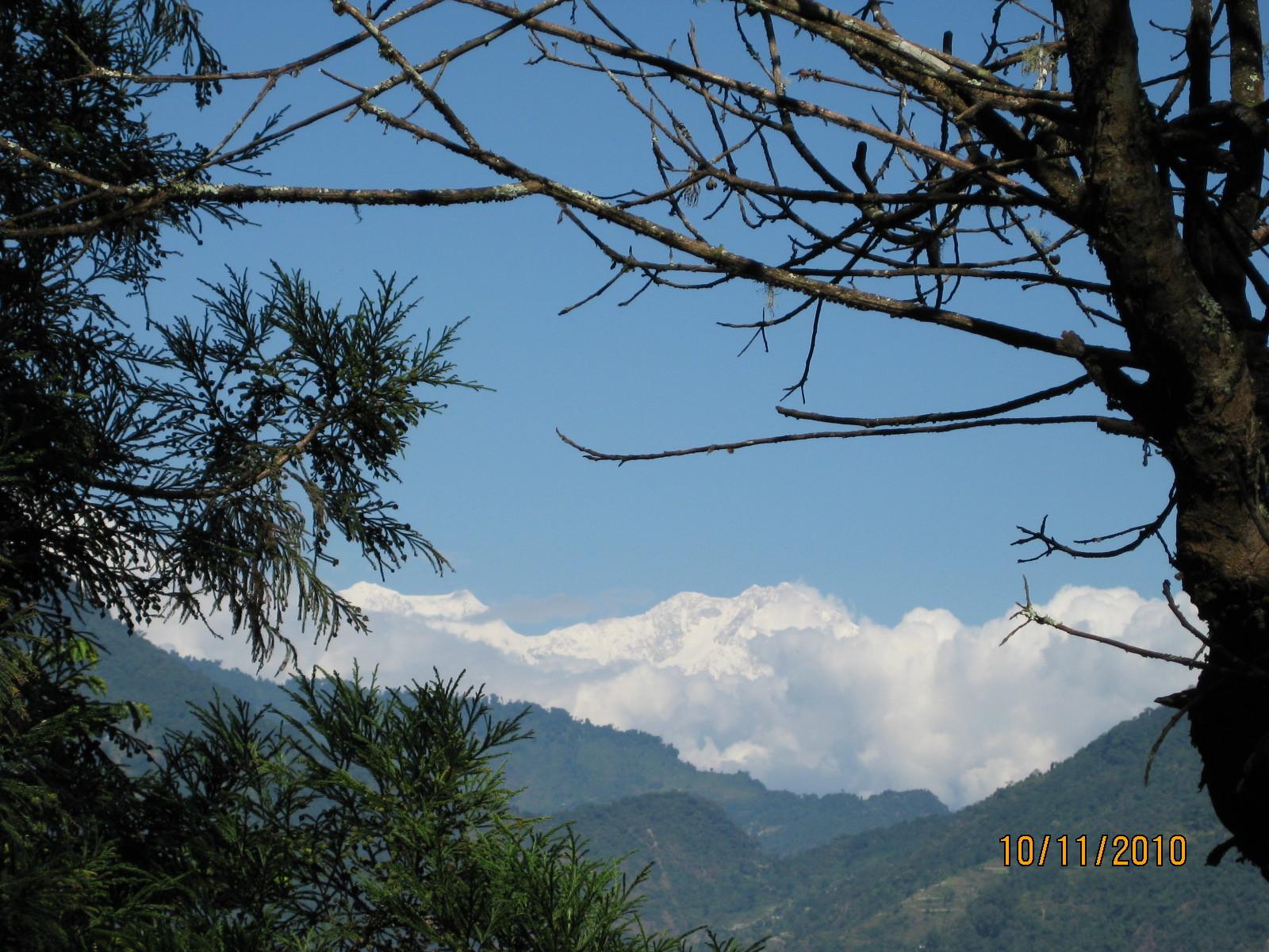 2010: Kanchenjunga and Sikkim terrain