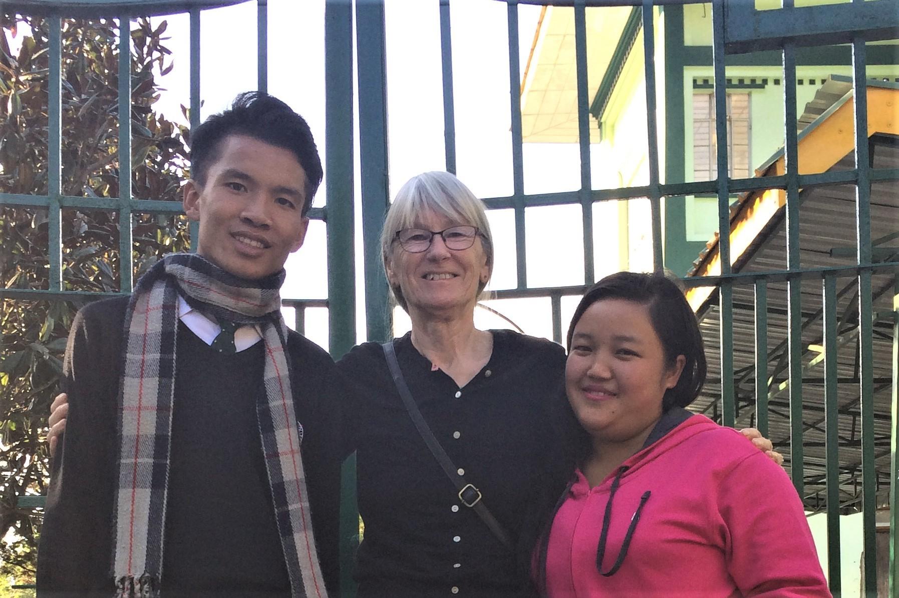 Namchi and Dichhen/Leemit Nov17