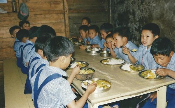 2003: Healthy meals