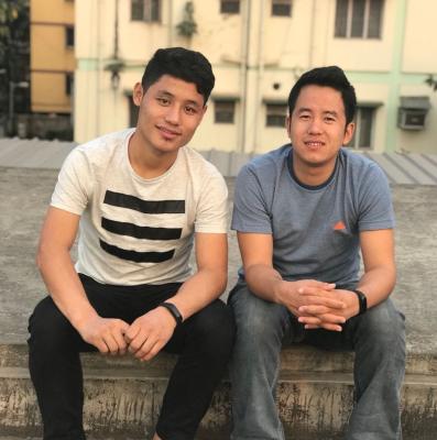 Nedup writes about his internship