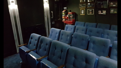 Comfy Soft Cinema Seats