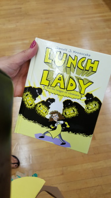 Glasshouse: Make a Difference (Lunch Lady)
