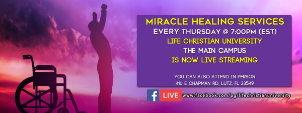 #healingschool #lifechristianuniversity #behealed #healing #Jesusheals