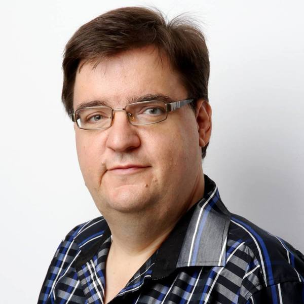 Stéphane Thériault - Speaker