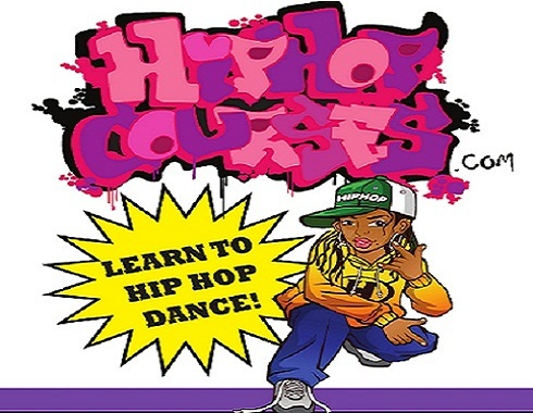 Learn to Hip Hop Dance today!