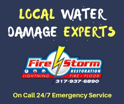 Water Damage Indianapolis | Water Damage Restoration and Repairs