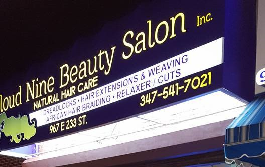 Cloud Nine Beauty Salon