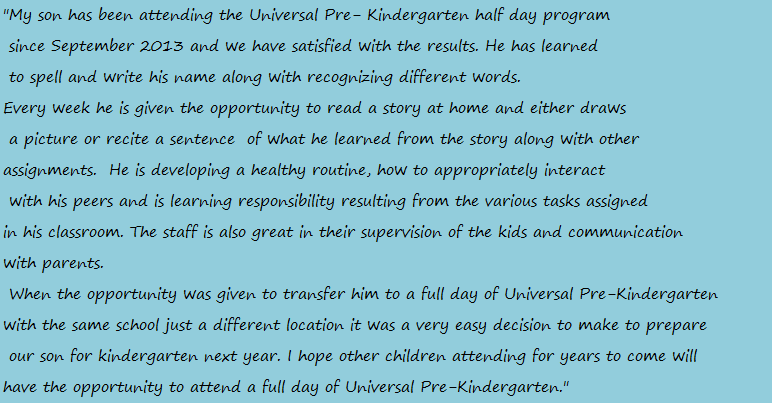 Care to learn child development center