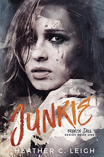 Junkie by Heather C Leigh