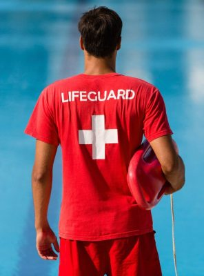 Lifeguards (must be at least 16 years old)
