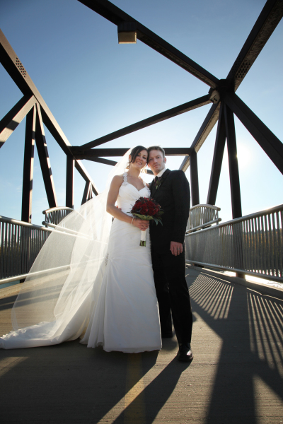 Wedding Photo - Hawrelak Park