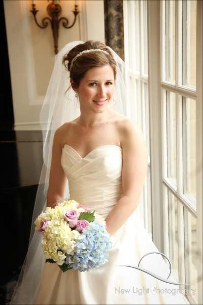Fairmont Hotel MacDonald Wedding Photo