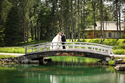 Wedding at Devonian Gardens