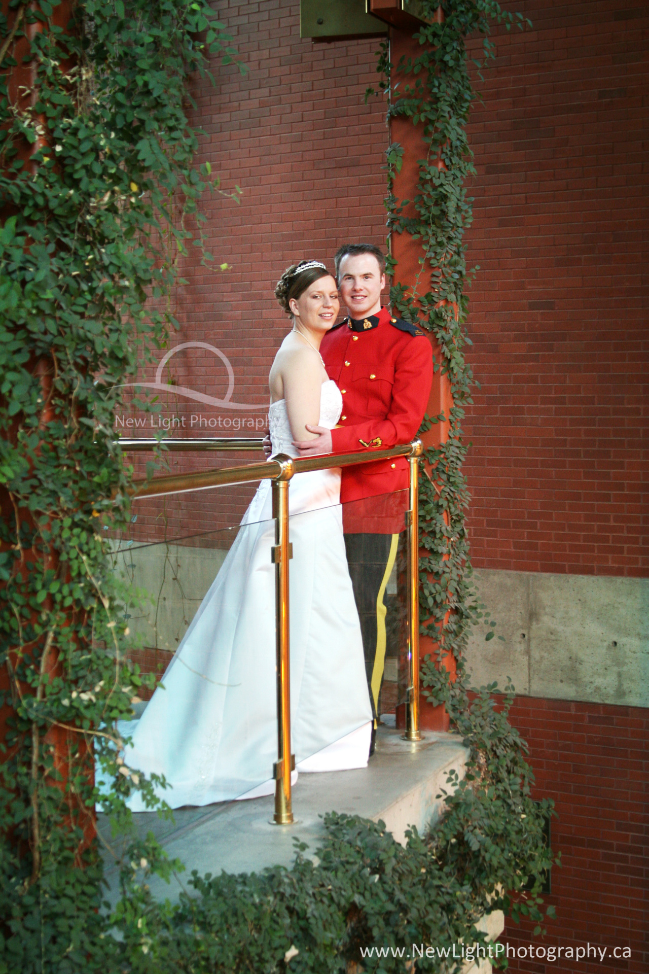Wedding at Citadel Theatre