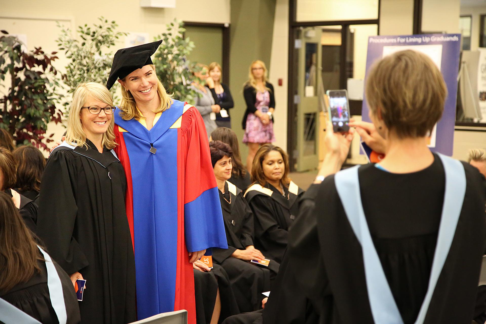 Athabasca University Grad