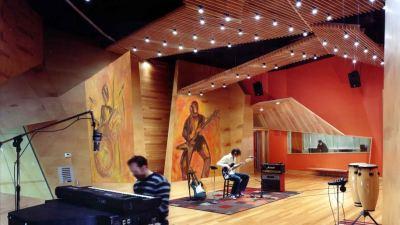 Interior Architectural Design Art - Musicians Musing Musicians