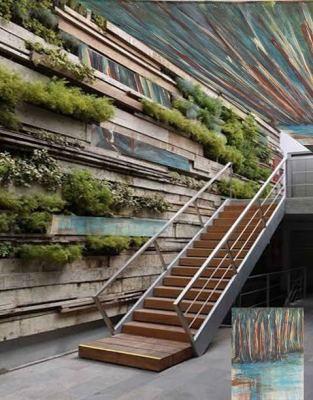 Interior Atrium Architectural Design Glass Commission