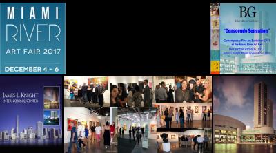 The Art Basel Week Miami Annual Art Exhibition Dec 4th-6th, 2017