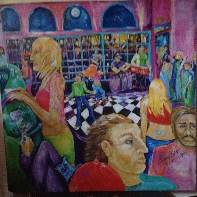 Penny Burns, Blackburn Galleries