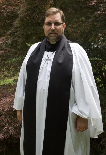 Choir Dress (cassock, surplice, tippet and hood)