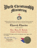 Church Charter