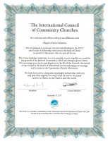 ICCC Membership