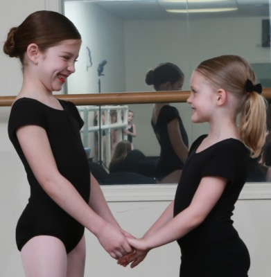 Is your dancer introverted or extroverted?