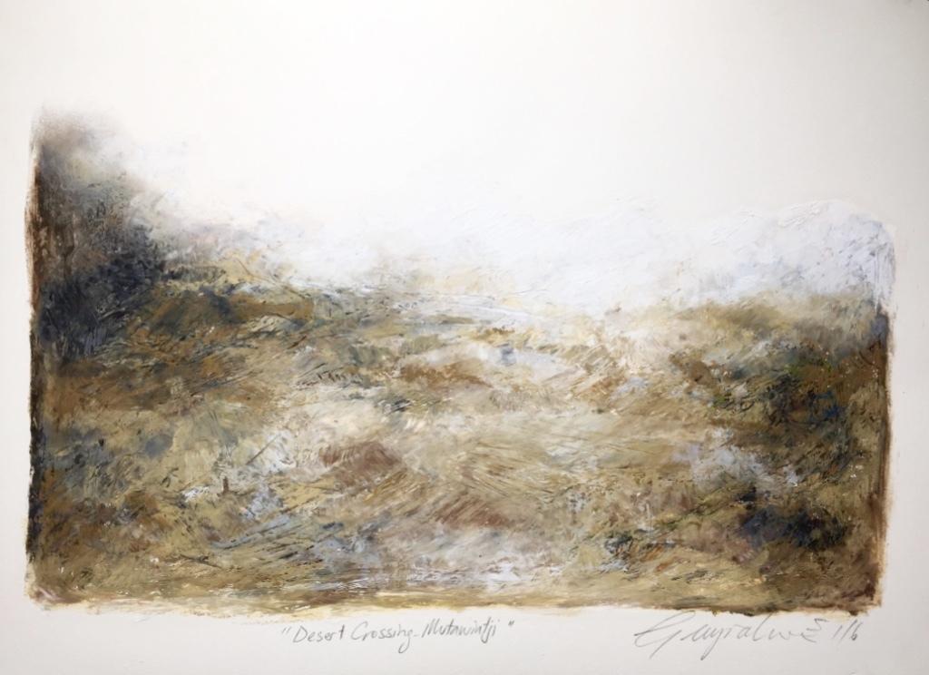 Desert Crossing - Mutawintji