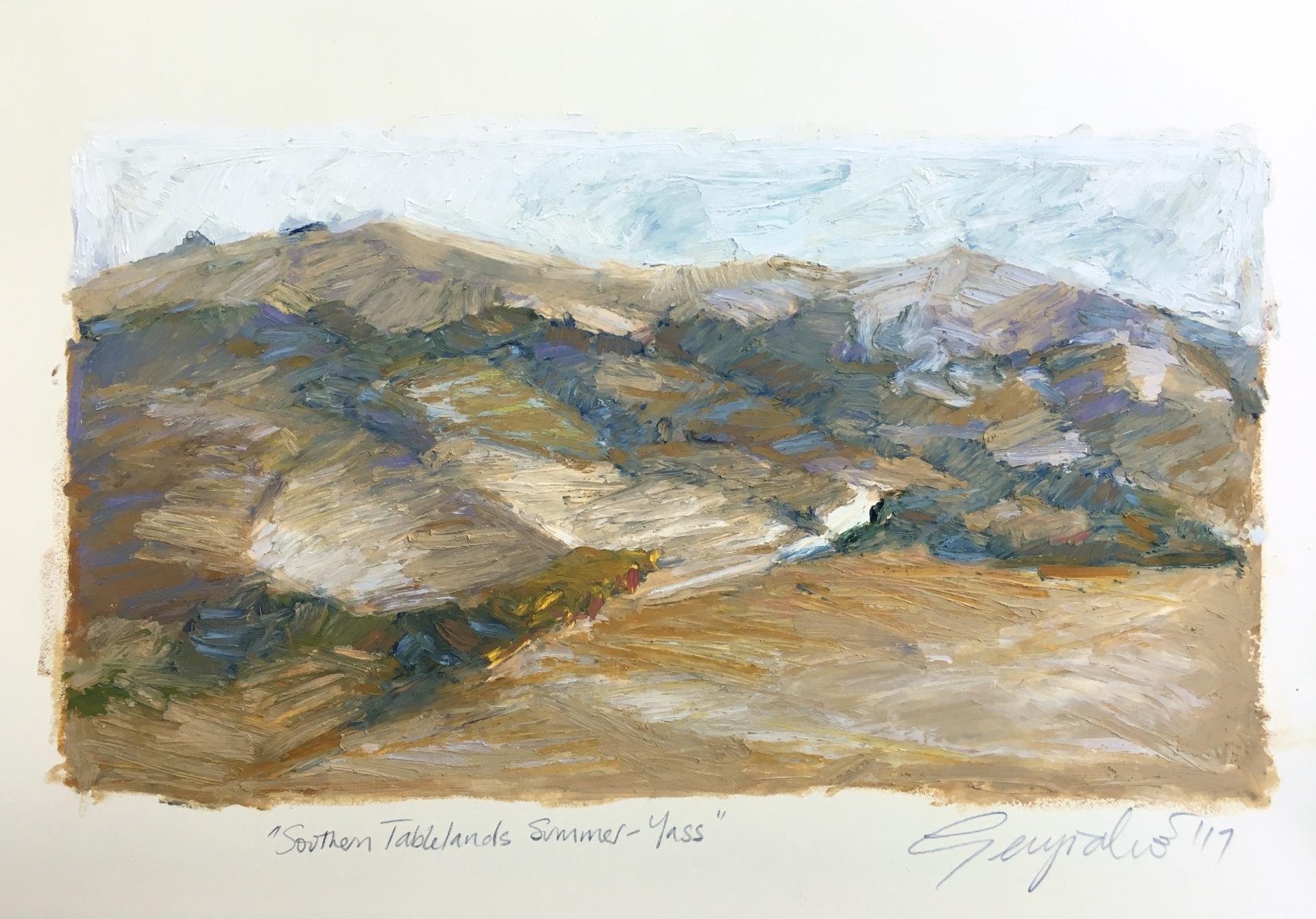 Southern Tablelands Summer Yass