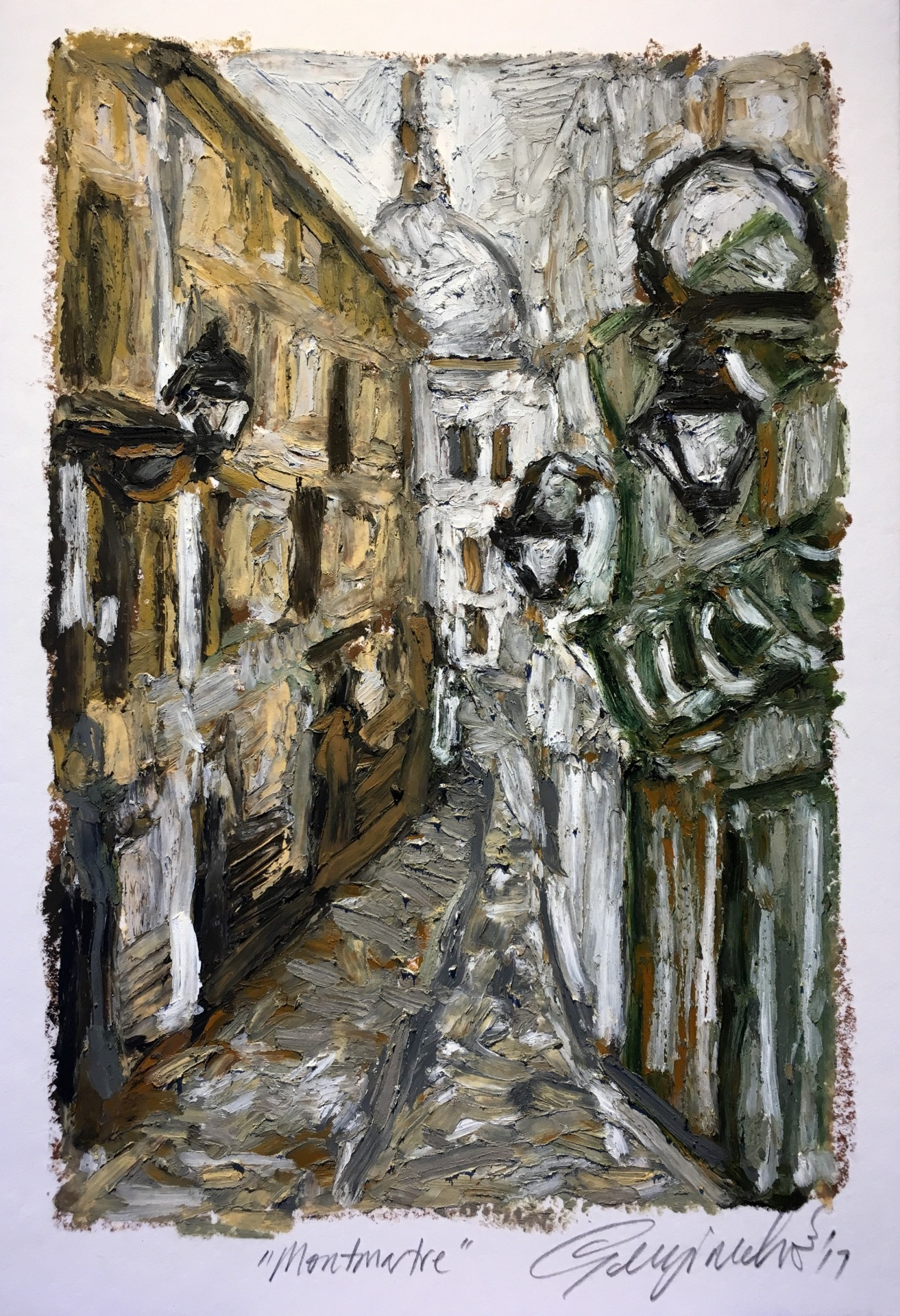 Montmartre (SOLD)