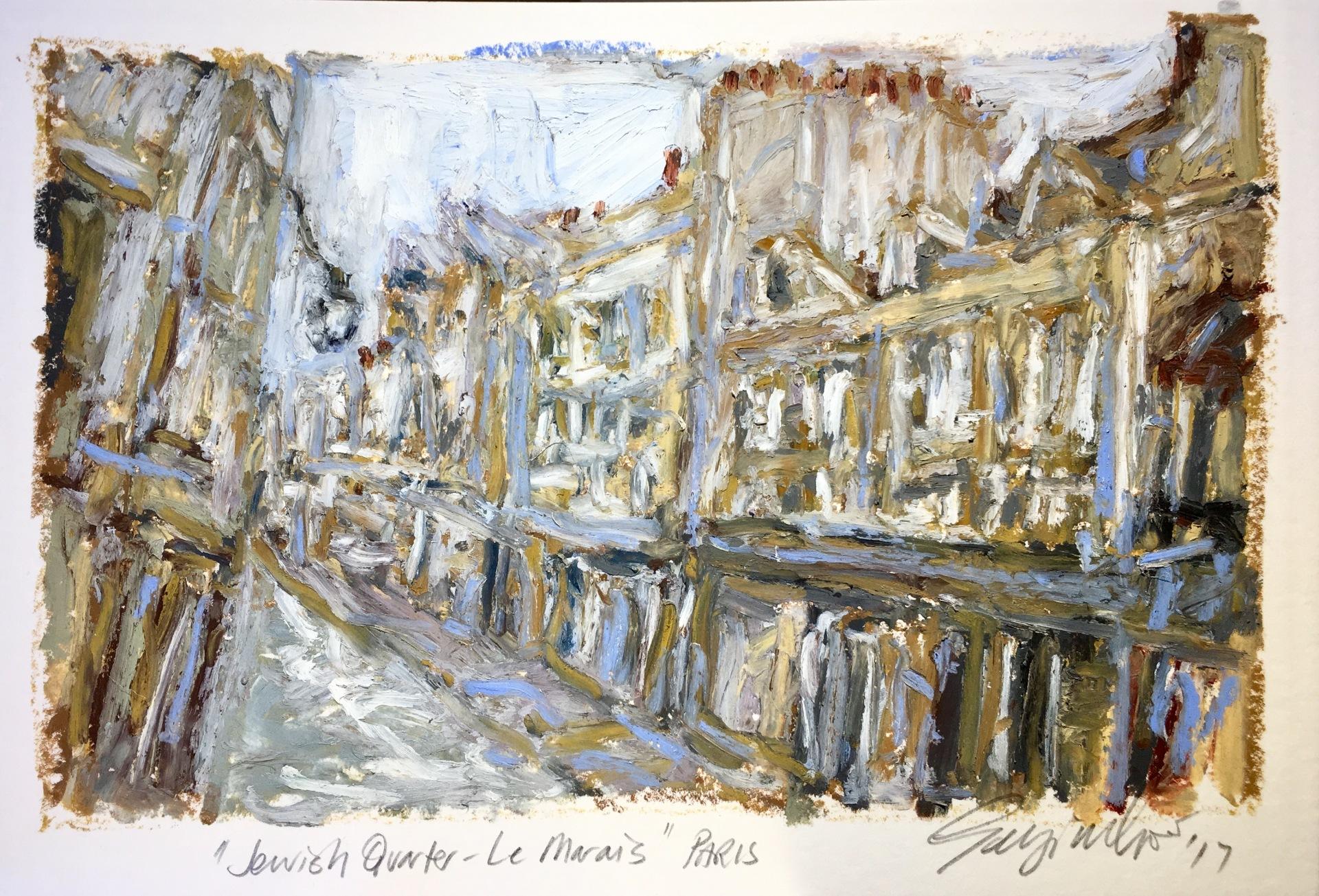 Jewish Quarter Le Marais (SOLD)