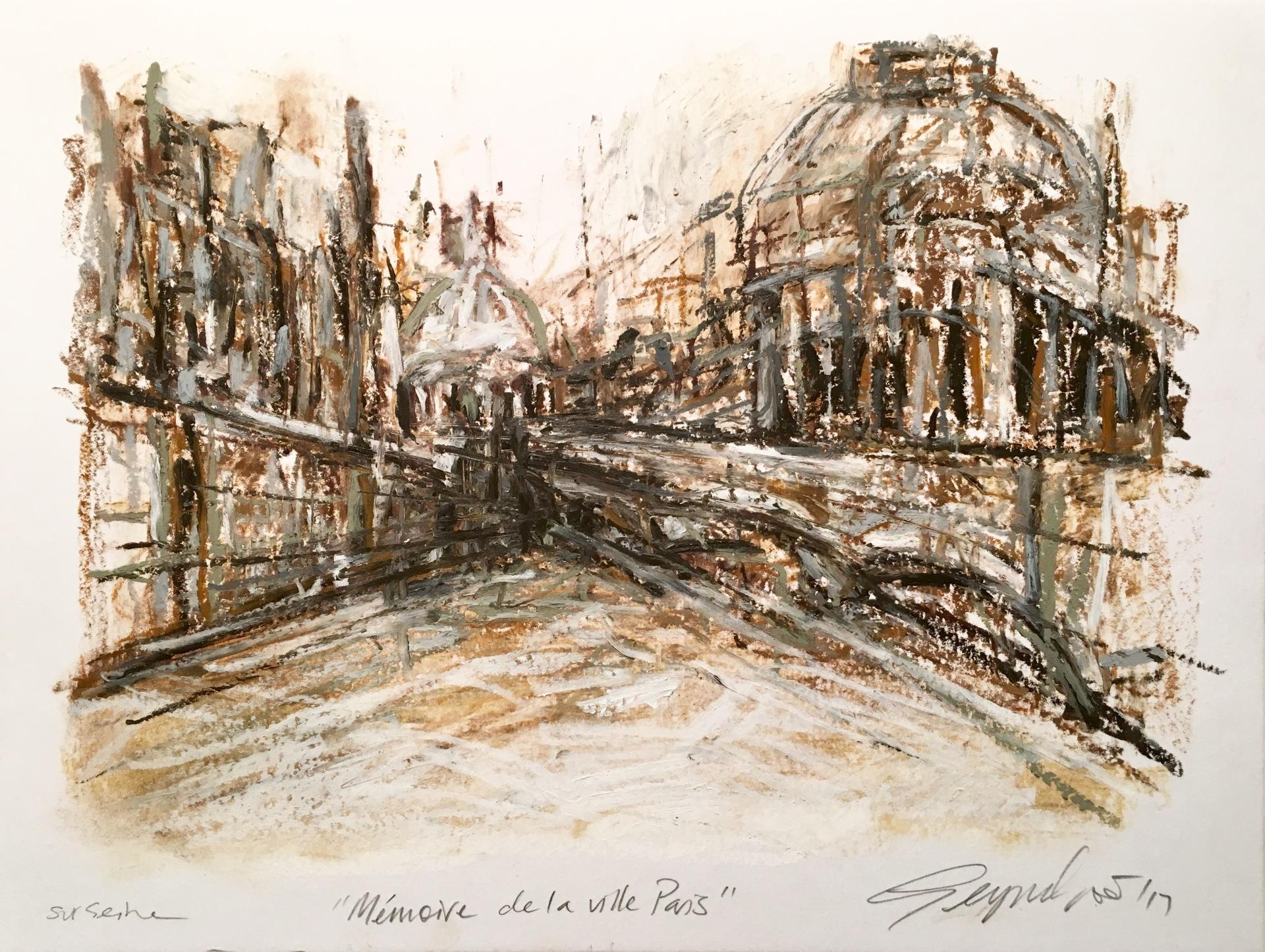 Sur Seine - Mémoire de la ville Paris